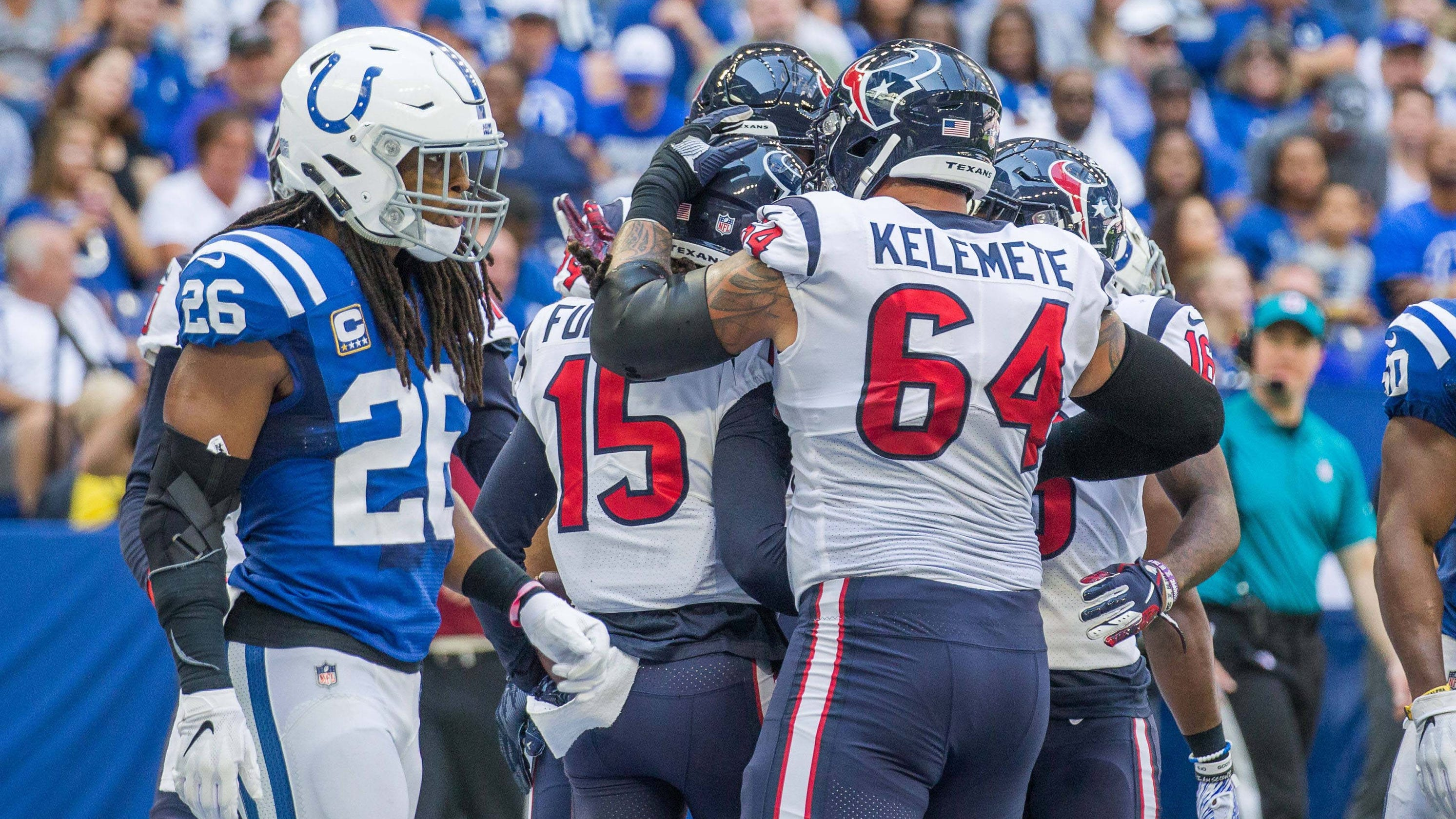 Indianapolis Colts  Frank Reich s decision backfires in loss to Texans 0b2d75dcf