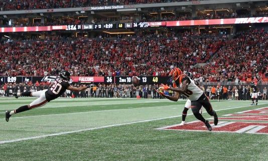 Usp Nfl Cincinnati Bengals At Atlanta Falcons S Fbn Atl Cin Usa Ga
