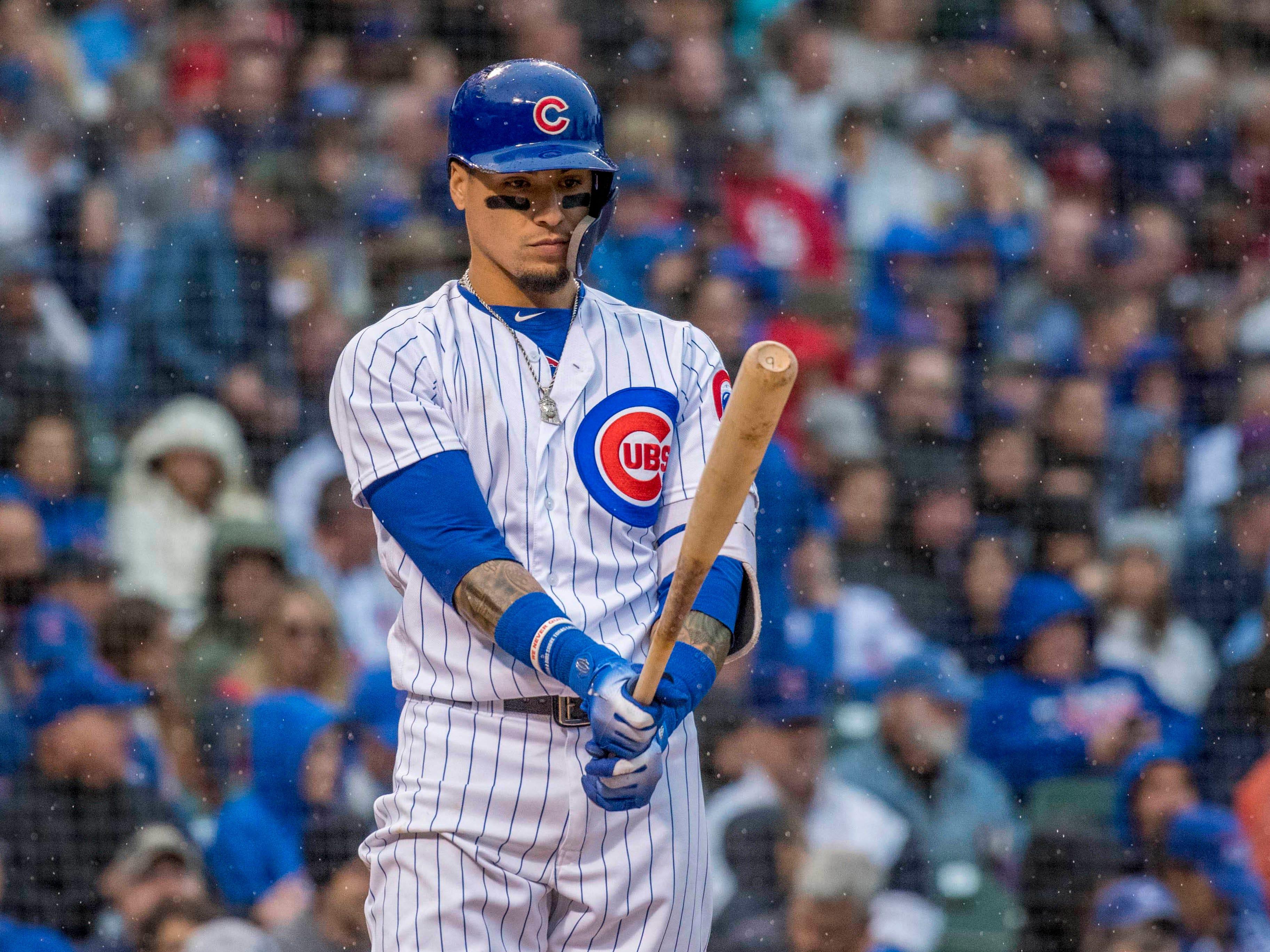 2B Javier Baez, Cubs