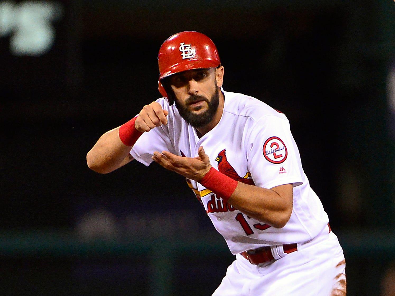 3B Matt Carpenter, Cardinals