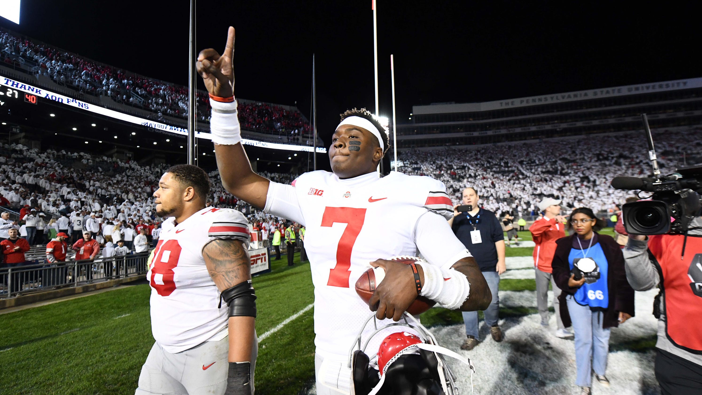 how to watch ohio state indiana football what is the game time tv