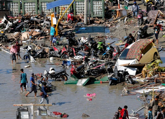 Ap Aptopix Indonesia Earthquake I Idn