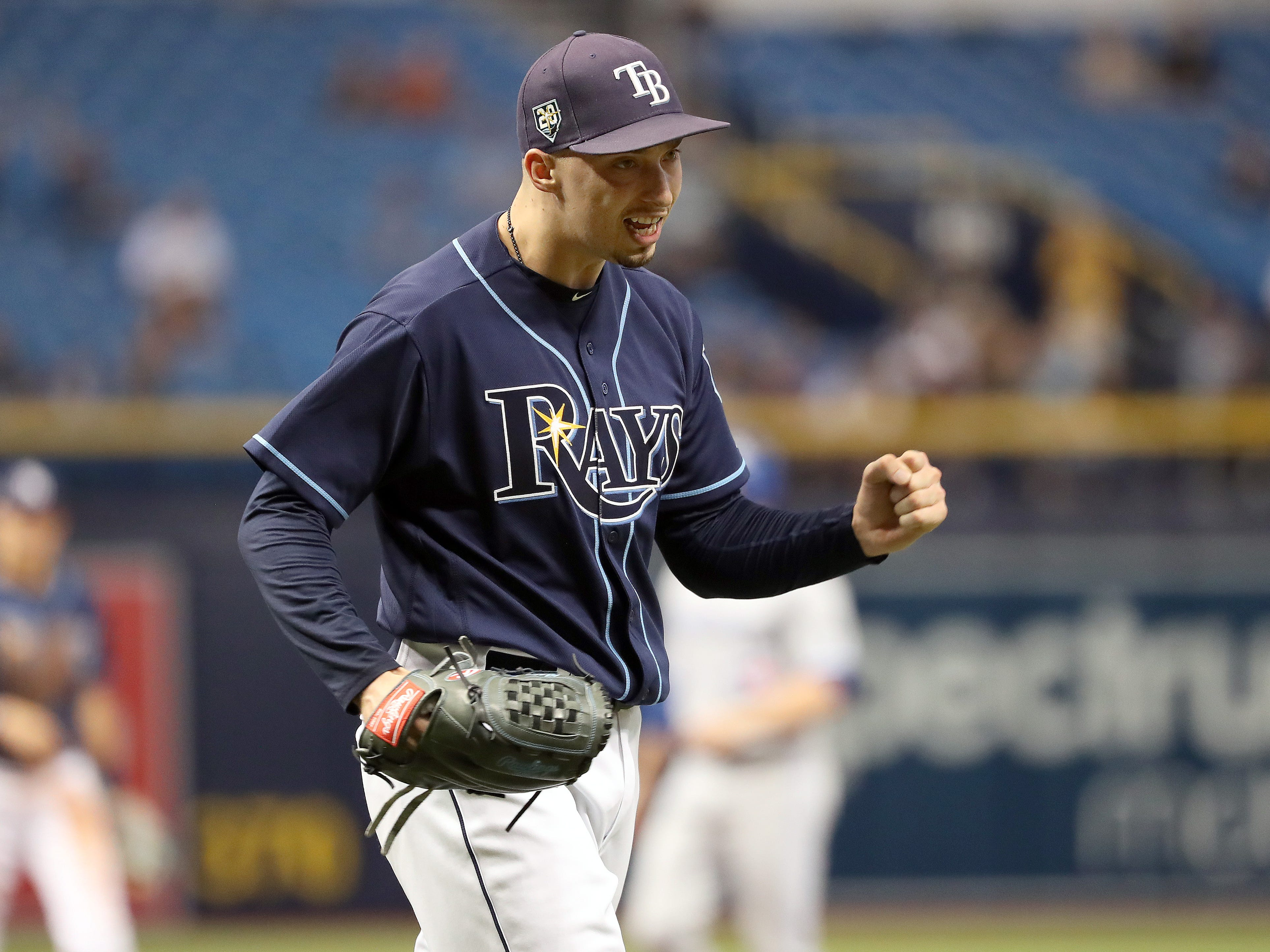 LHP Blake Snell, Rays