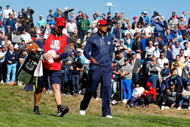 Tiger Woods, a captain's pick, scored zero points for the USA.