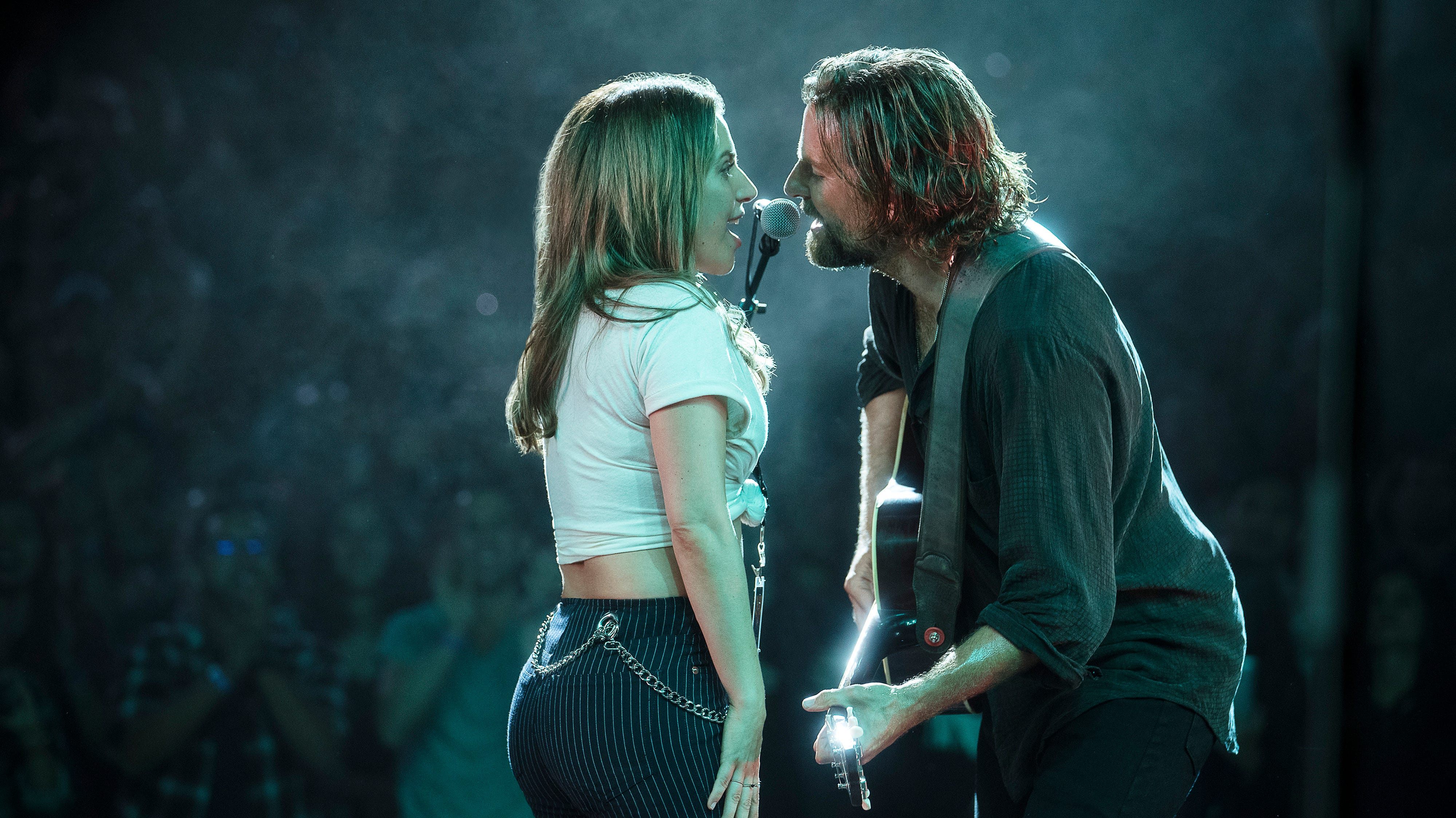 A Star Is Born Review Lady Gaga Bradley Cooper Are Electrifying