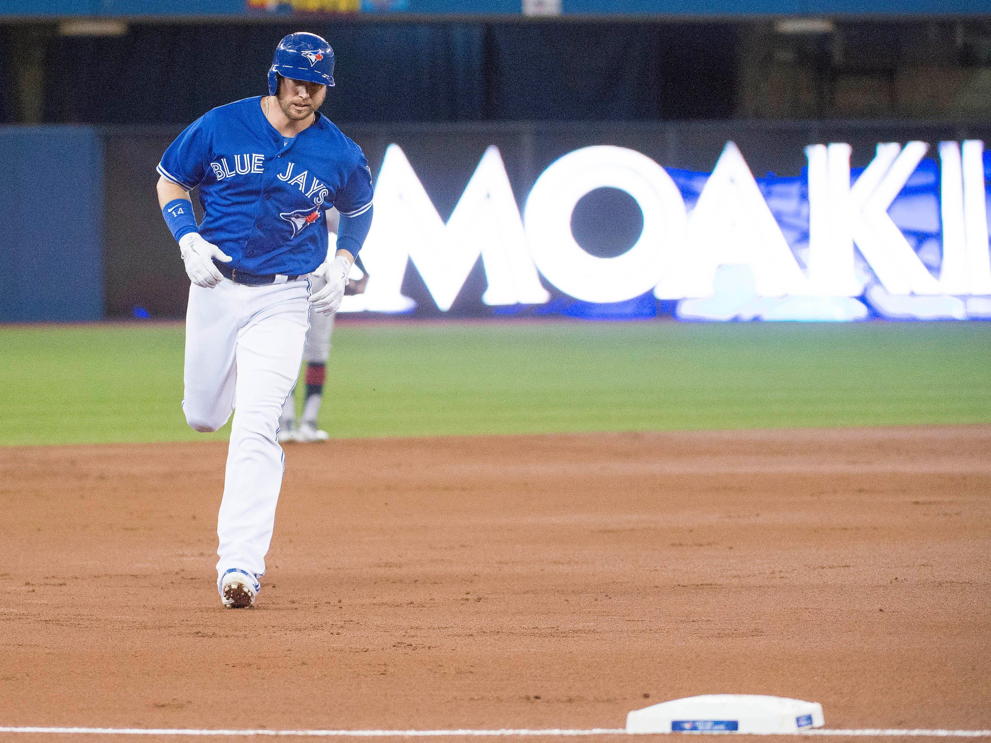 1B Justin Smoak, Blue Jays