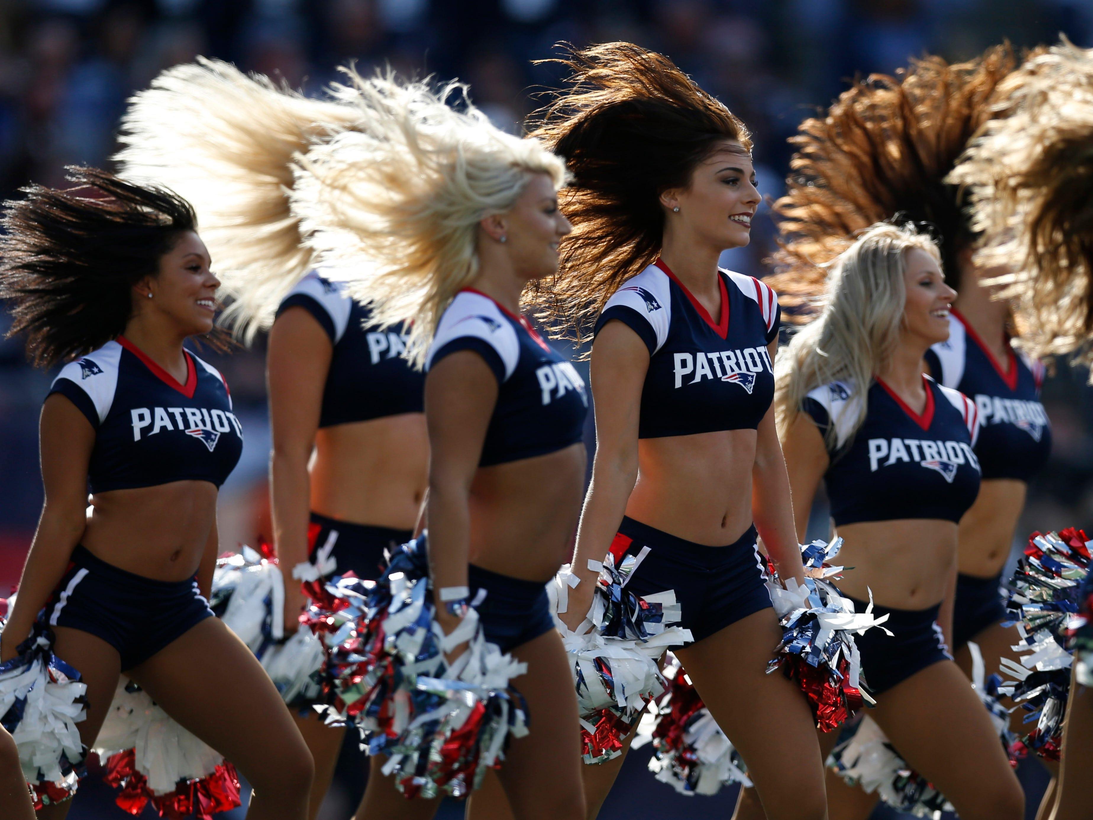 Week 4: Patriots