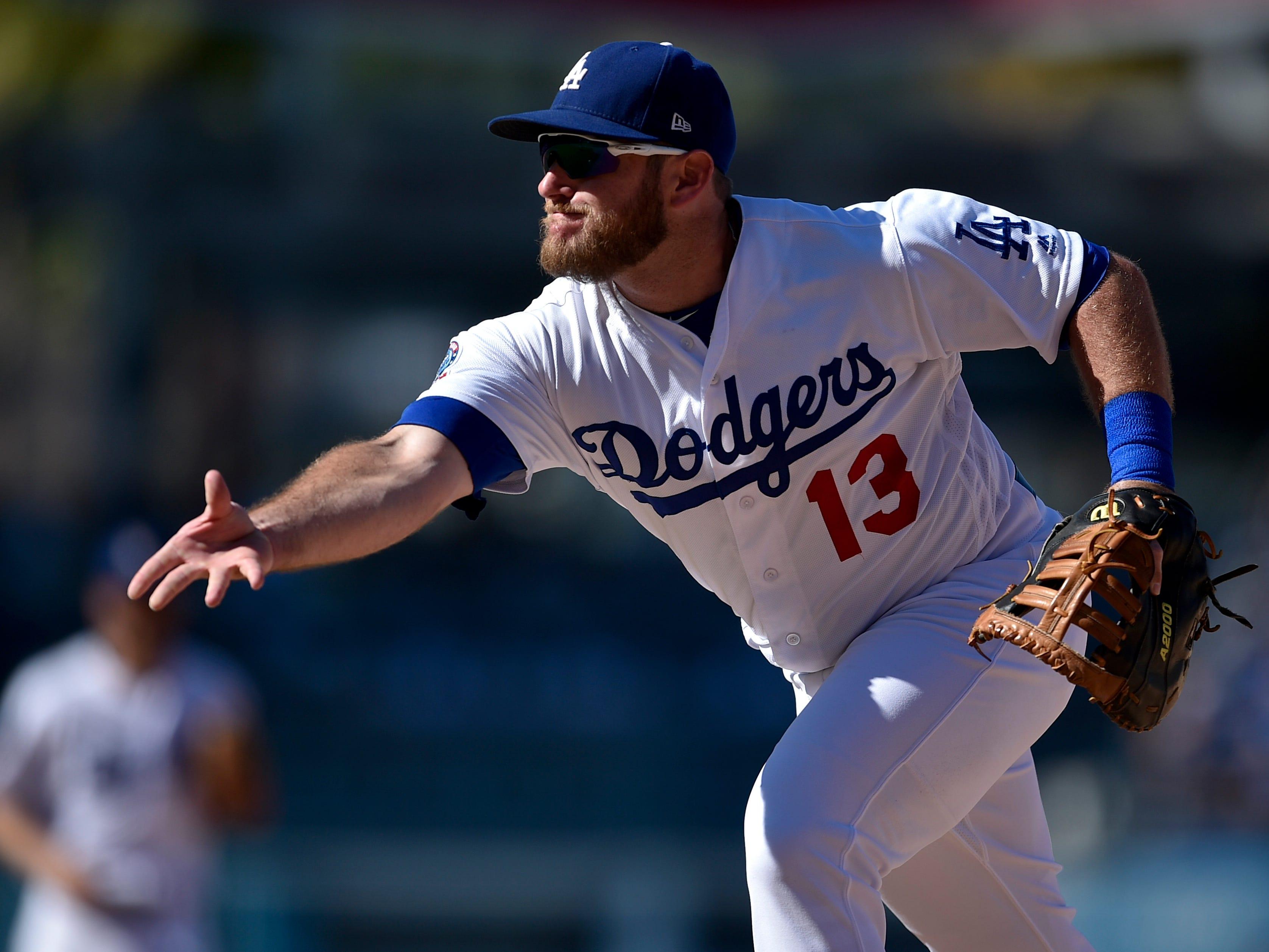 1B Max Muncy, Dodgers