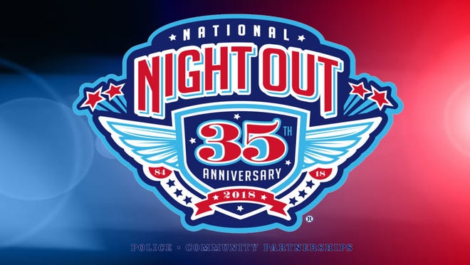 National Night Out is Tuesday in Texas