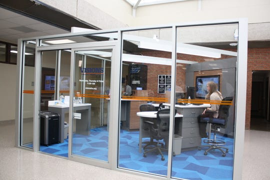 A new branch office of the Visions Federal Credit Union opened on the main campus of Broom-Tioga BOCES in Binghamton in September.