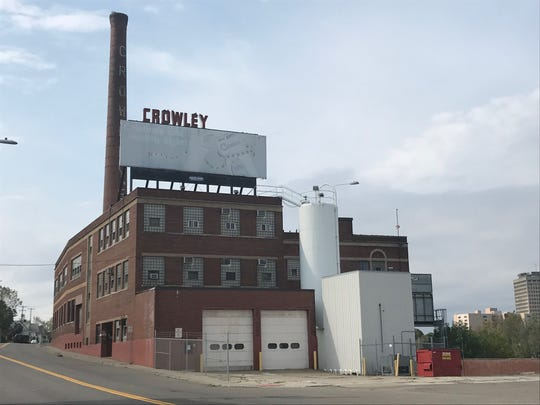 The century-old Crowley milk plant in Binghamton's South Side is silent again as a tenant departed in August. The kosher dairy that promised to revitalize the plant went out of business months after its November 2016 opening.