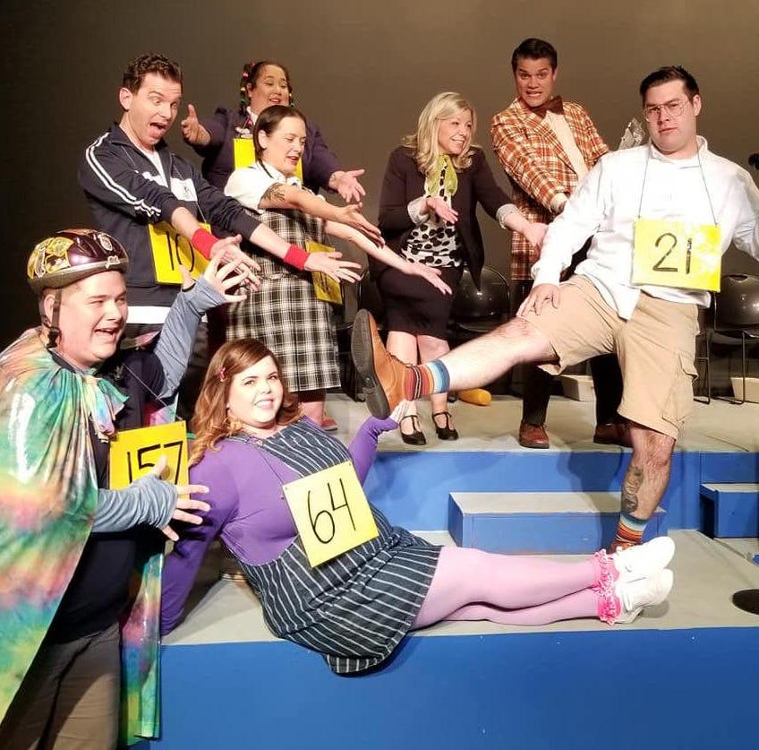 Bremerton Community Theatre puts 'Spelling Bee' in a black box