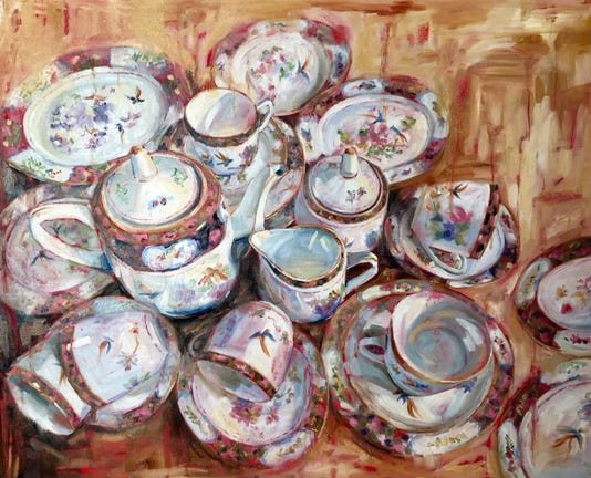 Patricia Cotterills China From China