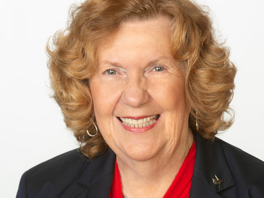 Betty Moore is a candidate for Melbourne City Council, District 2.