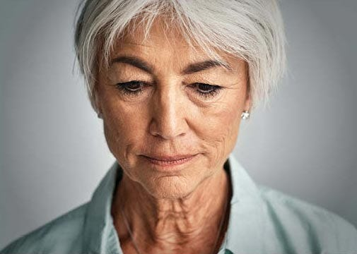 Health changes can often be a trigger for the onset of depression. The vast majority of older adults have at least one chronic medical condition and about half have two or more. Medical