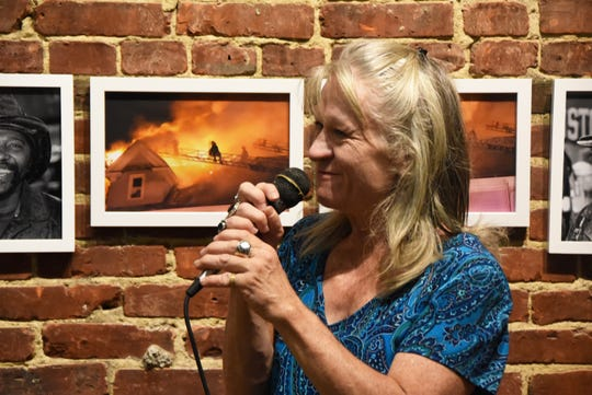 Camden FireWorks President Cassie MacDonald organized 'Poets Invincible: South Jersey Poets Read & Respond,' as part of the Whitman@200 celebration. Readings will take place at FireWorks and the University of Pennsylvania. MacDonald is founder of Brigid's House, a space for 'writing and healing' in Camden.
