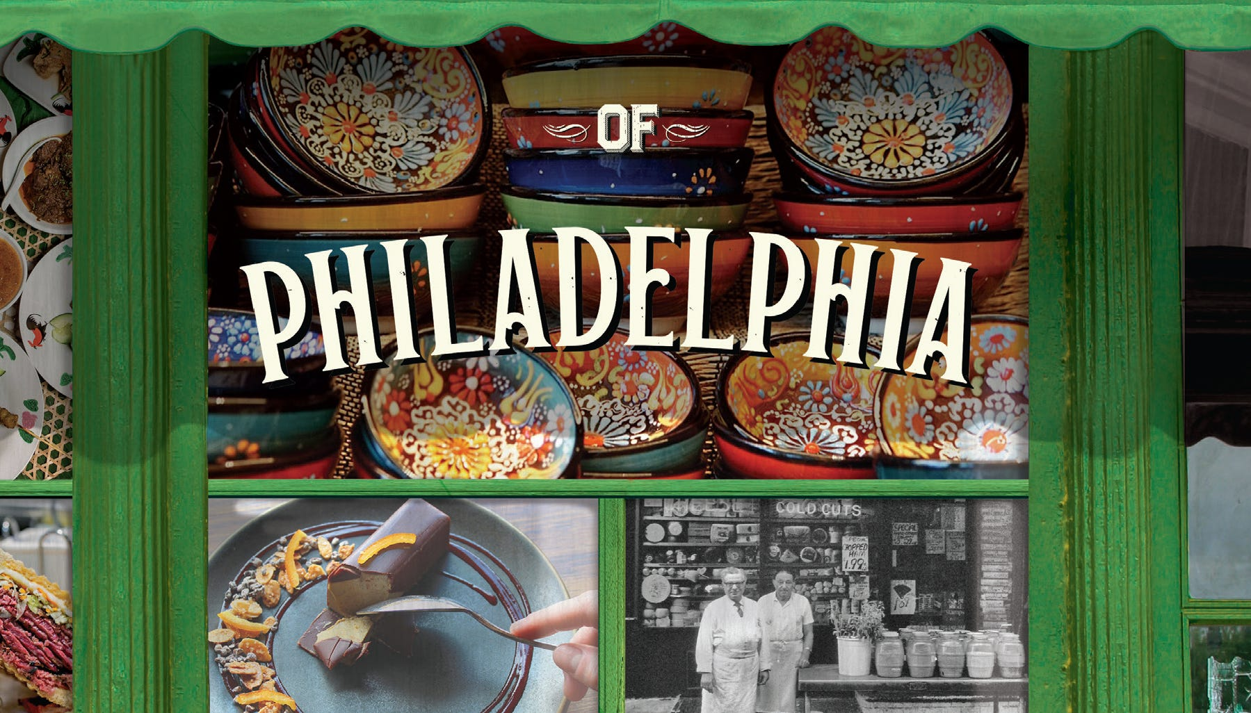 'Unique Eats and Eateries of Philadelphia' author Irene Levy Baker to dish about Philly, SJ food and restaurants at Collingswood Book Festival this weekend