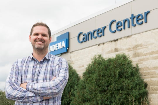 Alex Wilson, MD, is the medical director for the Adena Cancer Center in Chillicothe, Ohio.