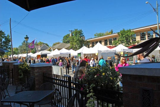 The 52nd Annual Hyde Park Art Show happens Sunday on Hyde Park Square.