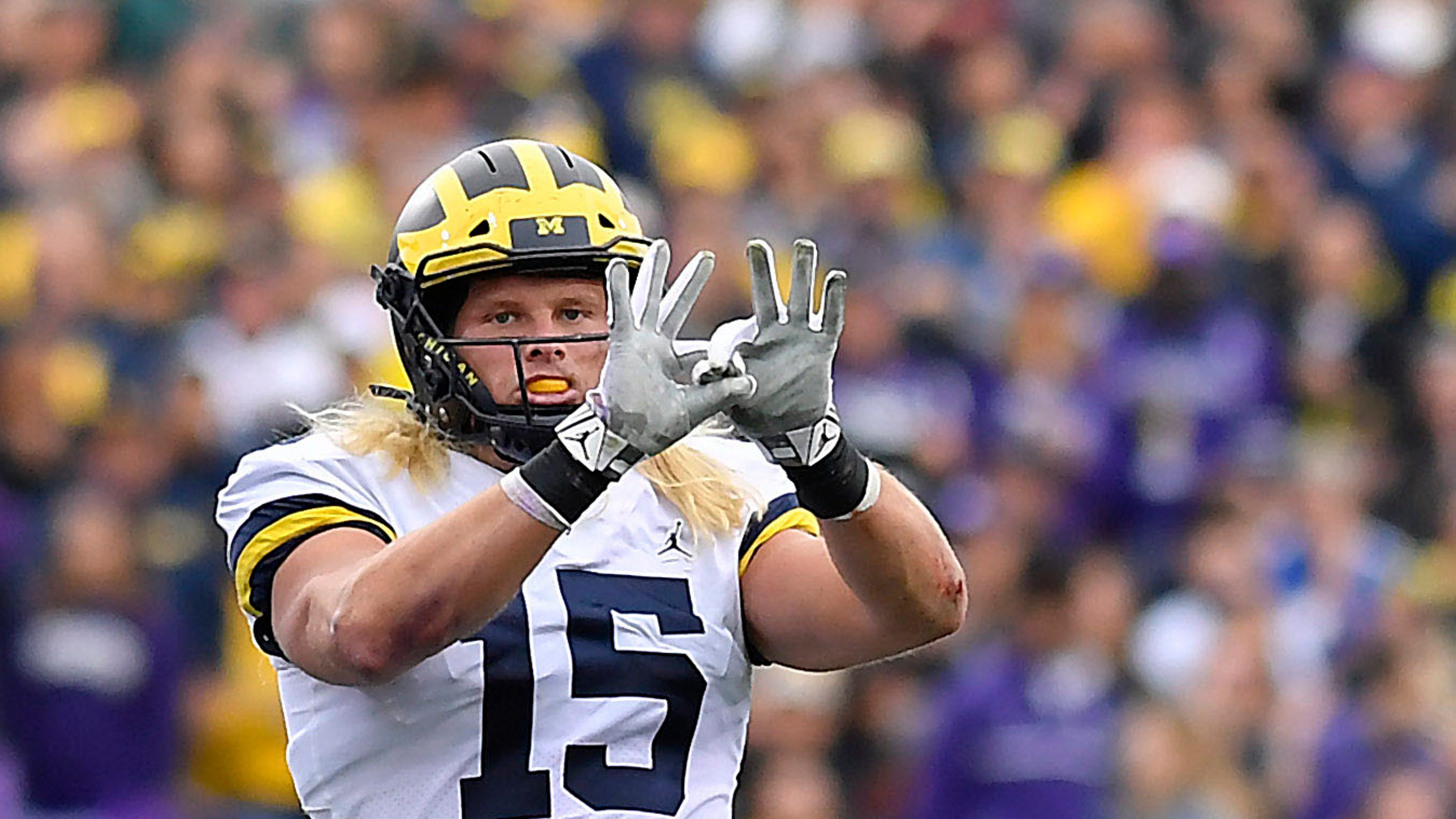 Michigan football s Chase Winovich on near record pace 23d417d26