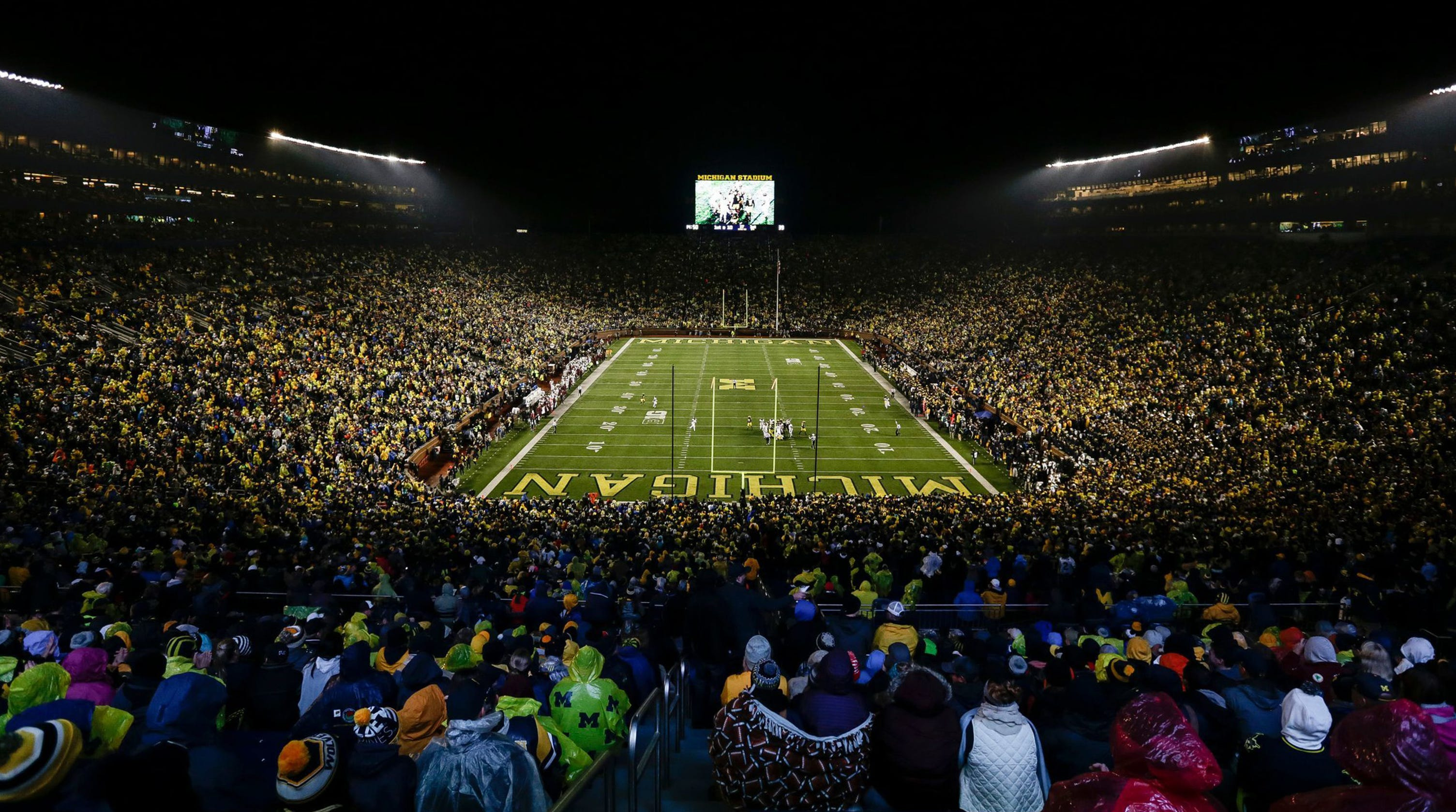 6d06b6e7883 Michigan home game vs. Wisconsin kicks at 7 30 p.m. Oct 13