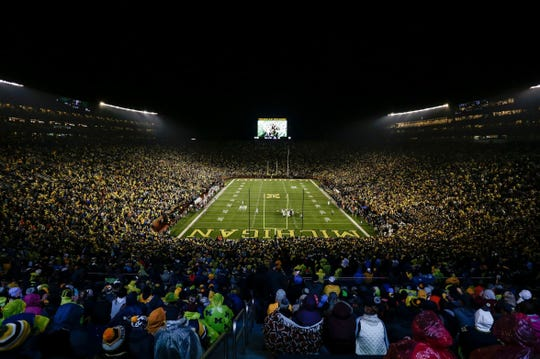 Michigan University had no comment on the reports of the college football team being linked to the basketball scandal.