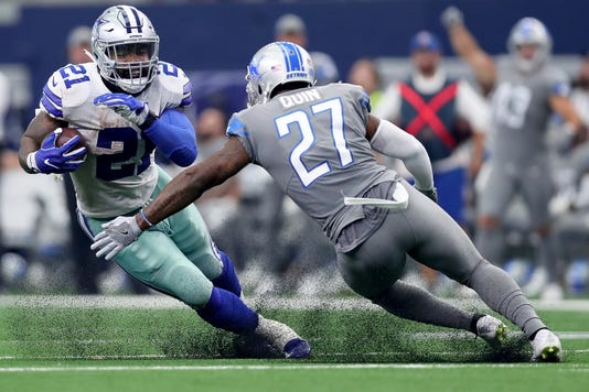 Detroit Lions tormented by Ezekiel Elliott in crushing loss 71e56fb51