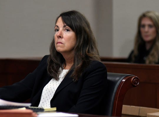 Livingston County Judge Theresa Brennan.