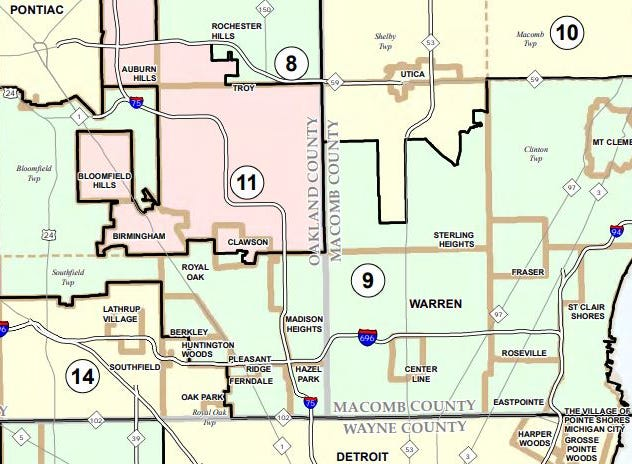GOP pressure shaped state's district maps, court records show