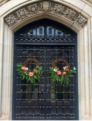 Learn how to make a lovely autumn wreath at Olive's Bloombox in Ferndale on Oct. 11.