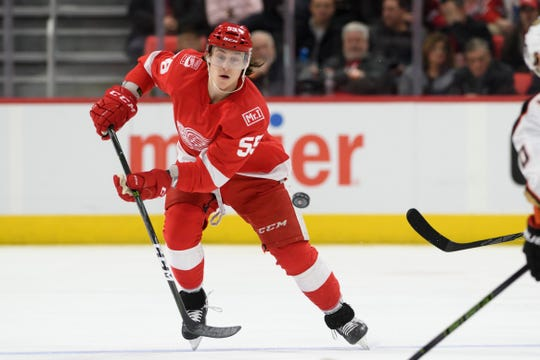 "Tyler Bertuzzi: ""My whole life I've just been working hard."""
