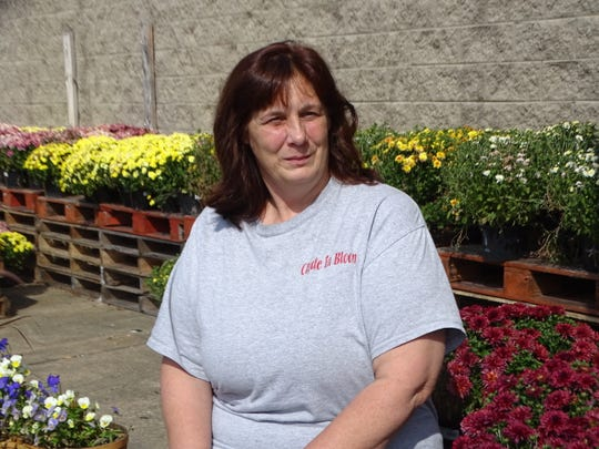 Connie Hench, winner of John R. Holmes III Community Champion Award, said she was shocked when her name was announced for her work with Clyde in Bloom.