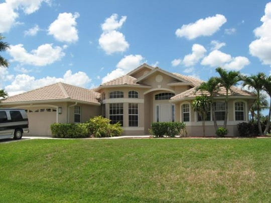 This home at 2822 SW 40th St., Cape Coral, recently sold for $550,000.