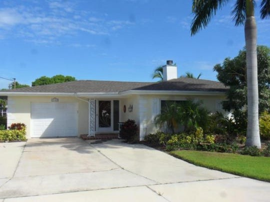 This home at 2780 Velma St., Cape Coral, recently sold for $477,500.