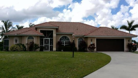 This home at 3000 NW 42nd Place, Cape Coral, recently sold for $530,000.