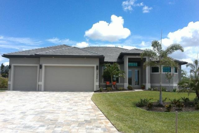 This home at 1255 NW 38th Ave., Cape Coral, recently sold for $617,800.