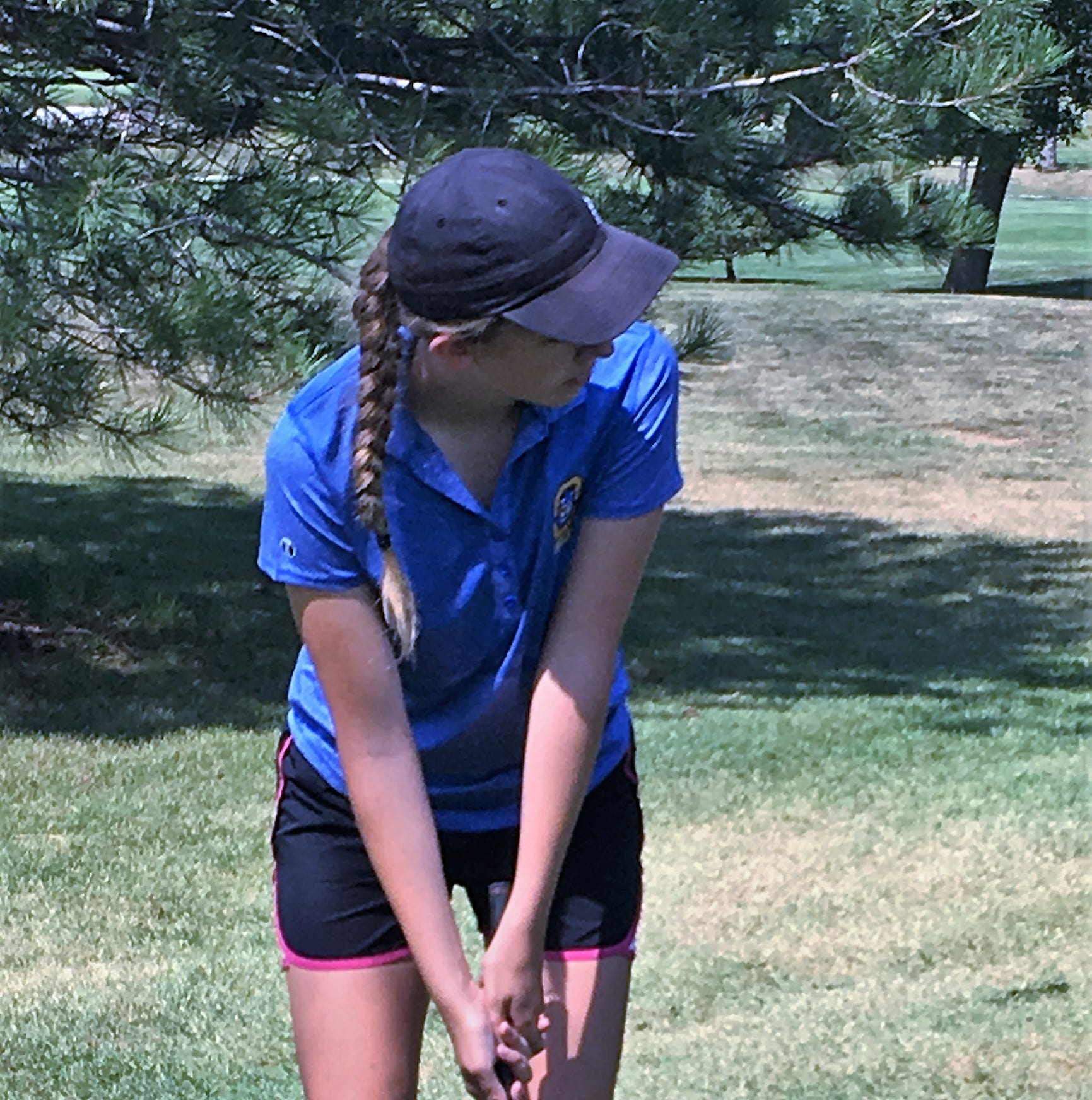 Oconto golfers wrap up season with two seniors posting personal bests