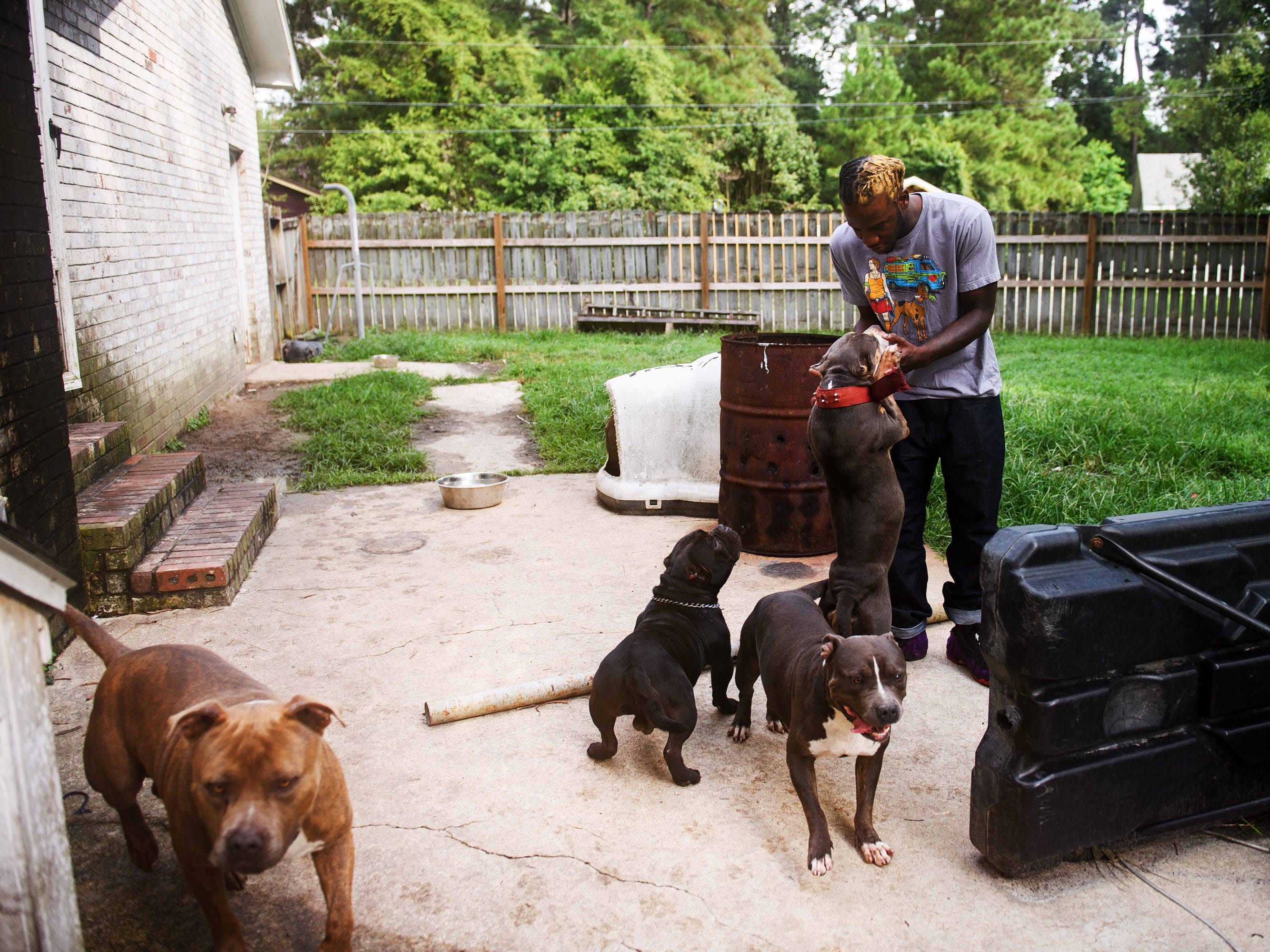"""""""I really lost,"""" Isiah Kinloch said of his experience with civil forfeiture. """"I lost my money, my whole sanity."""""""