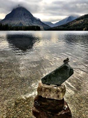 Two Medicine in mid-September in Glacier National Park