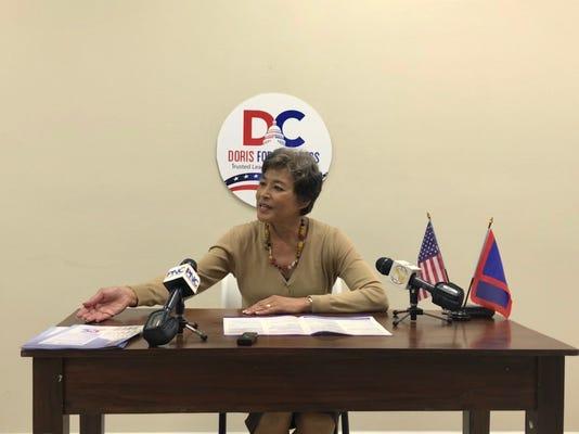 Doris Flores Brooks delegate candidate