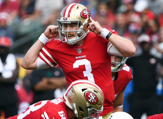 Nfl San Francisco 49ers At Los Angeles Chargers