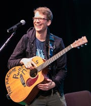 YouTuber and author Hank Green will deliver the keynote address as Albion College kicks off Earth Day 50 on Wednesday.