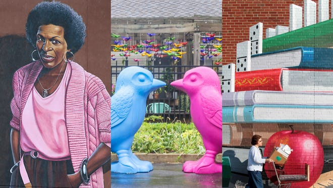 With murals and programs that reach out to a wider, younger audience, the arts and cultural leaders who are leaving their posts have left a legacy that has moved the city forward.