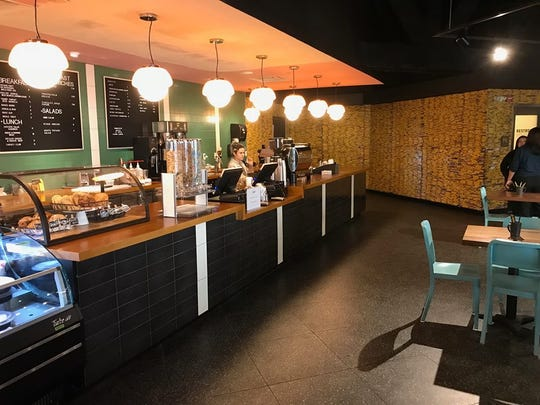 Poindexter Coffee at 210 S. Dubuque St., Iowa City, is shown on Sept. 10, 2018.