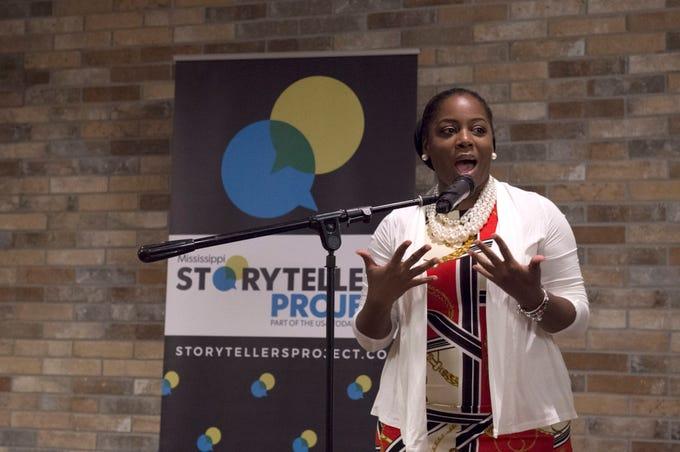 Mississippi Storyteller Tonja Murphy takes us back to a funny Sunday morning. Tuesday, Sept. 18, 2018.