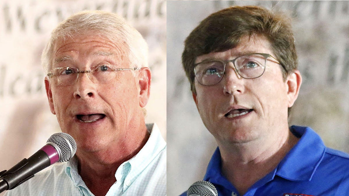 Mississippi Senate race: What you need to know about Roger Wicker, David Baria
