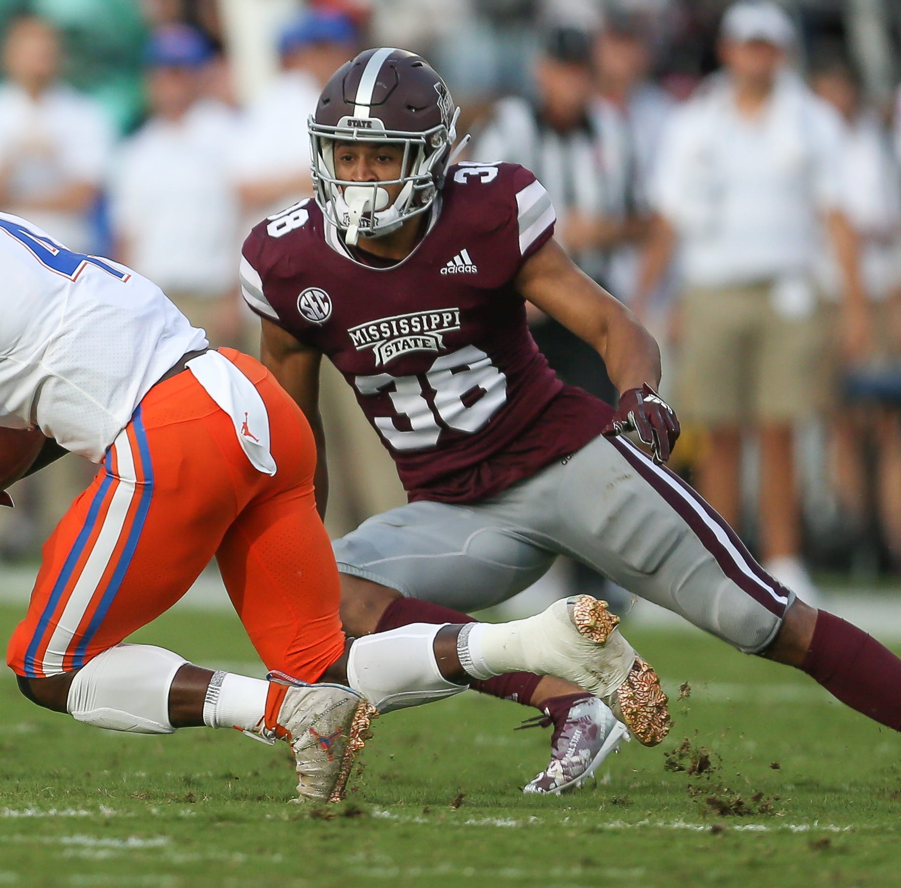 Johnathan Abram of Mississippi State selected by Oakland Raiders in 2019 NFL Draft