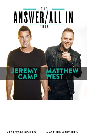 McCutcheon graduate Jeremy Camp comes home for his first show since becoming an Emmy nominated musician.