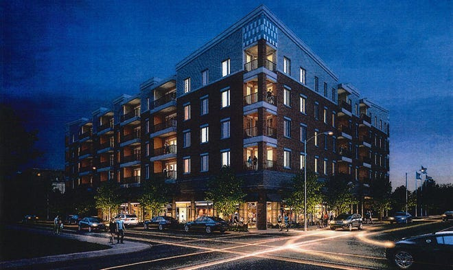 Star City Crossing, a $10 million mixed-use project, will be built at the corner of Fifth and South streets in downtown Lafayette.