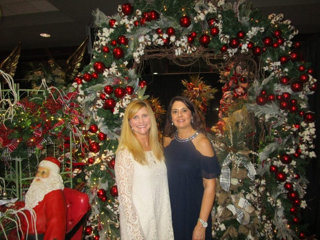 Denise Stansbury and Cathy LaGrange